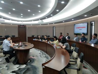 国际教育学院组织召开留学生毕业座谈会