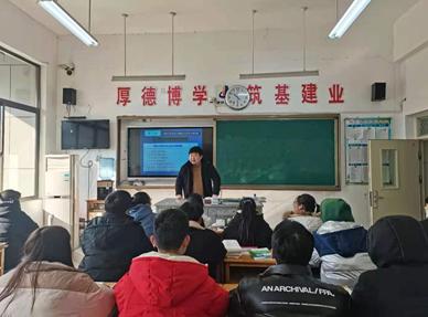 """设计学院赴连云港中专商讨""""3+3""""分段培养方案"""